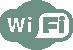 logo wifi verde